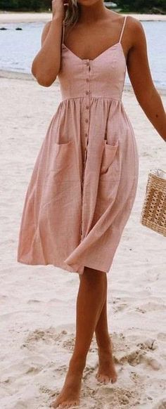 #summer #outfits / 55+ Summer Outfits to Copy Now Vol.2 011