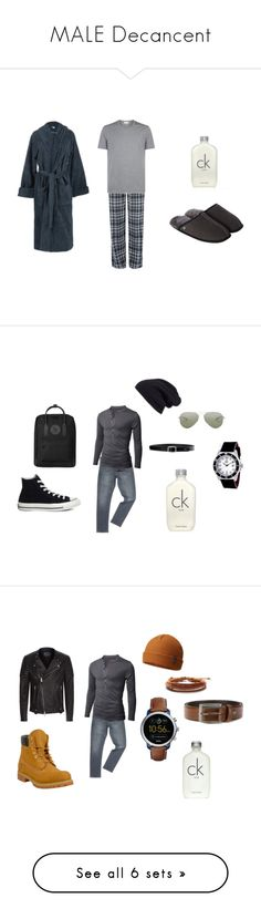 """MALE Decancent"" by decadentme on Polyvore featuring Just Sheepskin, Emporio Armani, GANT, Dolce&Gabbana, Calvin Klein, men's fashion, menswear, HUGO, Halogen and Ray-Ban"