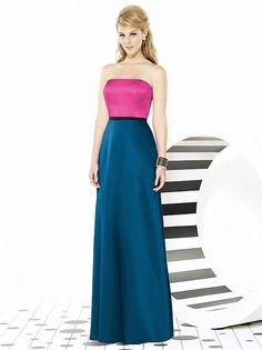 After Six Bridesmaids Style 6719 http://www.dessy.com/dresses/bridesmaid/6719/?color=fuchsia&colorid=17#.VXZAetJVhBc