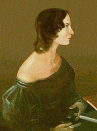 Emily Bronte, writer of Wuthering Heights and beautiful powerful poems.