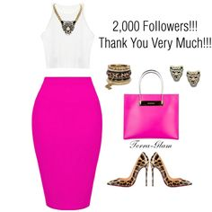 Thank You So Much! by terra-glam on Polyvore featuring polyvore fashion style Christian Louboutin Balenciaga River Island