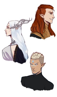 Dragon age – Elven pantheon 1 by xXxAnnaXx on DeviantArt – Character Design Dragon Age Elf, Solas Dragon Age, Dragon Age Games, Dragon Age Inquisition, Character Creation, Character Concept, Character Art, Dnd Characters, Fantasy Characters