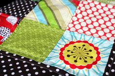 very simple, yet thorough instructions on quilting beginning to end.