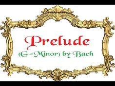 Prelude (G Minor) by Bach | Organ Version