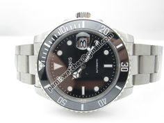 PARNIS SUBMARINER 40MM AUTOMATIC BLACK CERAMIC BEZ - Automatic - Parnis watch station