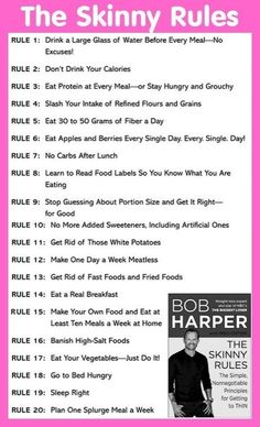The Skinny Rules - Bob Harper workout-motivation Fast Weight Loss, Weight Loss Tips, Rapid Weight Loss Diets, Tips On Losing Weight, Diet Plans To Lose Weight For Teens, Drop Weight Fast, Weight Loss Meal Plan, Get Healthy, Healthy Tips