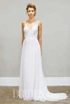 BHLDN Wedding Dresses Fall 2015 Bridal Runway Shows Brides.com | Wedding Dresses Style | Brides.com