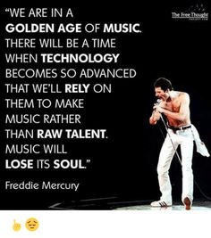 Freddie Mercury predicting the future Freddie Mercury Zitate, Freddie Mercury Quotes, Queen Freddie Mercury, Freddie Mercury Last Days, Music Love, Music Is Life, Rock Music, My Music, Music Lyrics