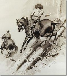frederick remington prints - Bing Images