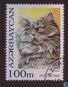 Postage Stamps - Azerbaijan [AZE] - Cats