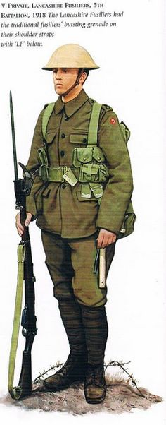 Infatry of The Free province of Scotland British Army Uniform, British Uniforms, British Soldier, Military Art, Military History, Military Uniforms, World War One, First World, Commonwealth