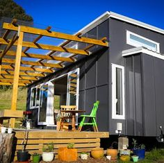 Taupo Couple Build and Live in 3 Meter Wide Tiny House   Wee Make Change