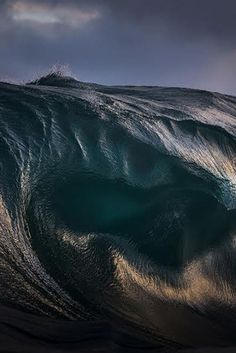 Photographer Ray Collins Sees Waves The Way You've NEVER Seen Them : huffpost