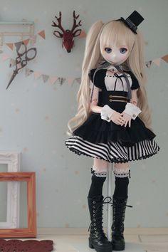 Anime Dolls, Blythe Dolls, Kawaii Doll, Anime Figurines, Dream Doll, Cute Anime Character, Asian Doll, Smart Doll, Creepy Dolls