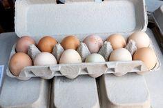 20 Lebensmittel, die länger satt machen Eier Eier stecken voller Protein und zügeln so den Appetit.
