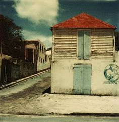 Saint Martin, West Indies, 1974 by Walker Evans (polaroid) History Of Photography, Color Photography, Film Photography, Street Photography, Tina Modotti, Gordon Parks, Make Pictures, Colorful Pictures, Walker Evans Photography