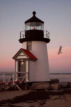 Nantucket Lighthouse                                                       …