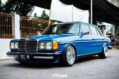 Indragoin's 1984 Mercedes-Benz W123-280E                                                                                                                                                                                 More