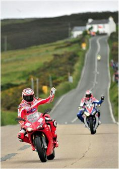 Isle of man Home of the TT Races for over 100 years!