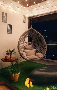 Room Design Bedroom, Bedroom Furniture Design, Home Room Design, Home Decor Bedroom, Furniture Decor, Small Balcony Design, Small House Interior Design, Small Balcony Decor, Balcony Ideas