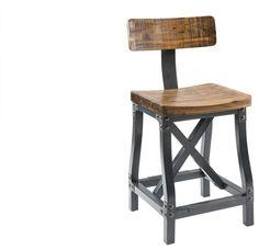 chic-industrial-bar-stools-with-back-cheyenne-rustic-urban-stool-woptional-back-onoff-industrial.jpg (640×620)