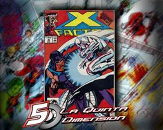X - FACTOR # 45 DE LO MEJOR DE LOS AÑOS 90 $ 60.00 Para más información, contáctanos en http://www.facebook.com/la5aDimension