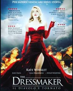 #delicious  #thedressmaker  #spazioliberomovies