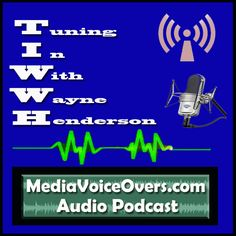 Episode #76 of my Tuning In With Wayne Henderson podcast is out now at http://MediaVoiceOvers.com/TIWWH.      I discuss BlogWorld LA and Green Bay Packers' Donald Driver on Dancing With The Stars, and more!