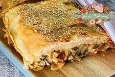 Quiche, Spanakopita, Ethnic Recipes, Greek, Torte, Quiches, Custard Tart