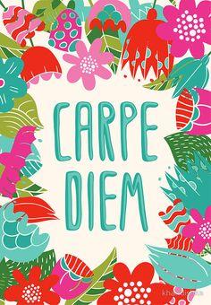 #carpediem