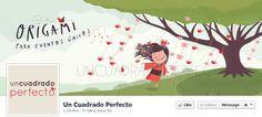Un Cuadrado Perfecto is on Facebook at: https://www.facebook.com/UnCuadradoPerfecto?ref=stream&hc_location=timeline  //  ORIGAMI PARA EVENTOS UNICOS  Articulos de origami para regalar y regalarse. Hermosos y originales detalles plegados con papel! uncuadradoperfecto@gmail.com  //  Origami Facebook Pages is provided by www.standinnovations.com