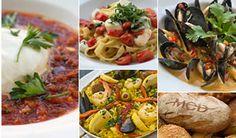 The Mediterranean Restaurant | Boulder, Colorado -- Tried their calamari; tender rings