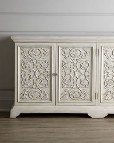 """John-Richard Collection """"Camelot"""" Chest - Horchow $3399 