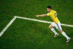 Best Football Coachs: World Cup: Colombia vs. James Rodriguez, Football Soccer, Fifa, Beckham, World Cup, Superstar, Celebrities, Sports, Goal