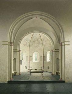 Kerk in Bozum, Henkie Helmantel