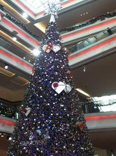 Christmas Shopping in Shanghai
