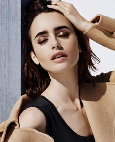 Lily Collins ❤️