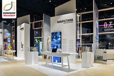 Euroshop Düsseldorf 2014 – Schweitzer Department Store 3.0 exhibit design