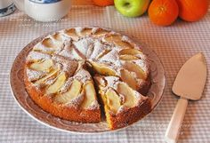 Apple Recipes, Sweet Recipes, Vegan Recipes, Cake Bars, Bread Cake, Apple Pie, Dairy Free, Biscuits, Deserts