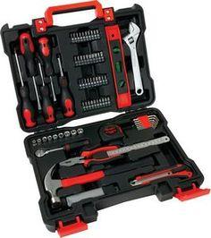 80 Pc Heavy Duty Tool Set #toolset #qualitygift #homeorofficegift