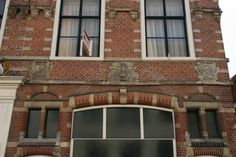CK Haarlem en Amsterdam, Haarlem.