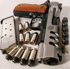 PC1911 w/Black Talon rounds.