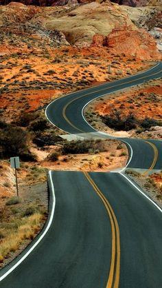 Amazing Desert Scenery