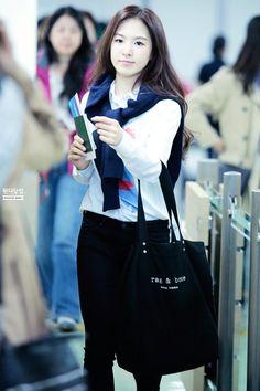 Wendy | Red Velvet | Airport Photo