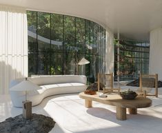 Dream Home Design, My Dream Home, Home Interior Design, Interior Architecture, Interior And Exterior, Bed Aesthetic, Brutalist Design, Jungle House, Verre Design