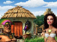 Aztec Treasure slot machine | Visit website to play