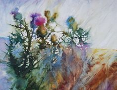 Anne Blockley - Thistles