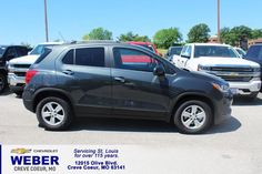 2017 Chevrolet Trax Vehicle Photo in Creve Coeur, MO 63141