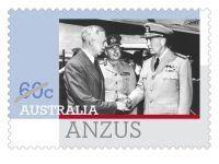 Australia Commemorates Barack Obama Visit with Postage Stamp - 2011