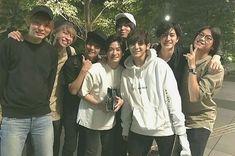 J Song, Yuto Nakajima, Ryosuke Yamada, Music Power, Gorgeous Men, Guys, Sayings, Couple Photos, Group